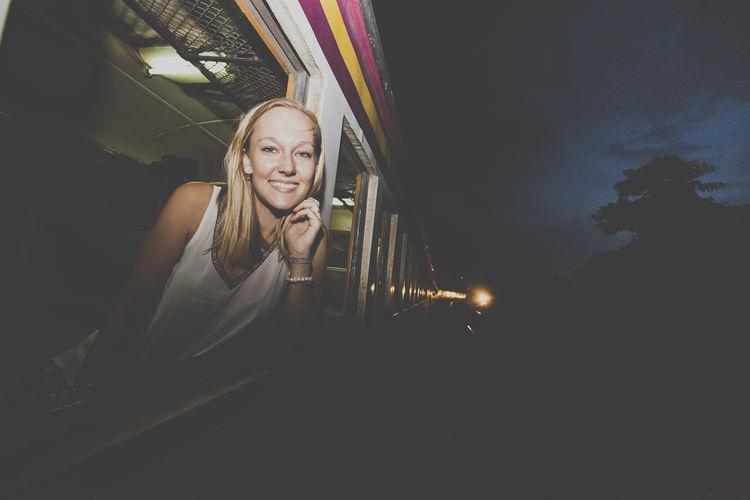 Exploration Explore Girl Girls Mode Of Transport Train Travel Wander Wanderlust Woman Young Woman