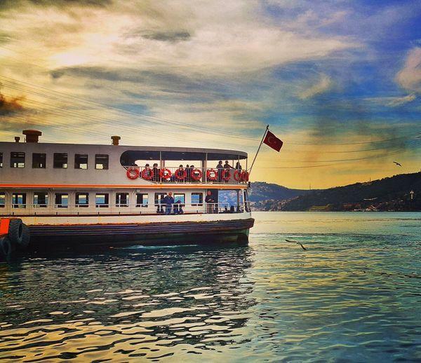 Eyemphotography Istanbullovers ıstanbul Türkiye Hello World Istanbuldayasam Istanbul - Bosphorus Istanbulkareleri Vapur Ve İstanbul Sonvapur Q
