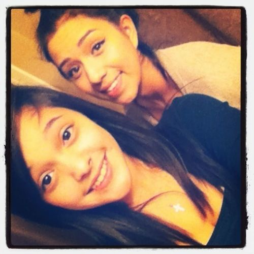 Me And Diana:) But Old Pick Tho!
