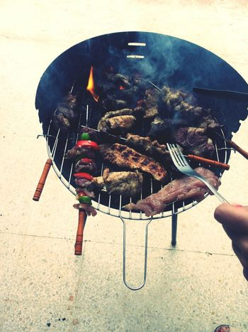 Barbecue TIme :D Enjoying Life