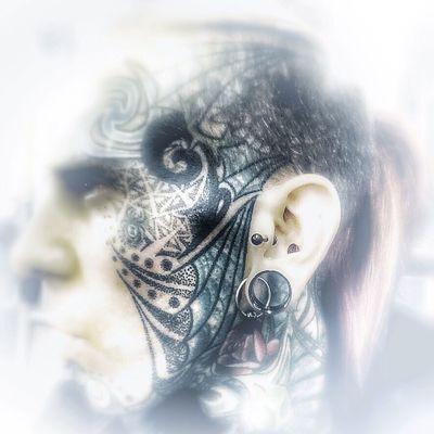 Selfportrait Tattoo Apsyndrome