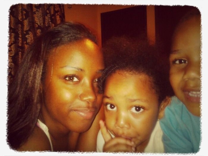 Me My Niece And Neph