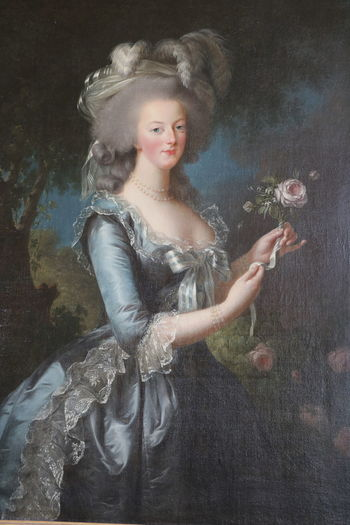 Beautiful Woman Day France Indoors  Marie Antoinette One Person People Petit Trianon Portrait Smiling Versailles
