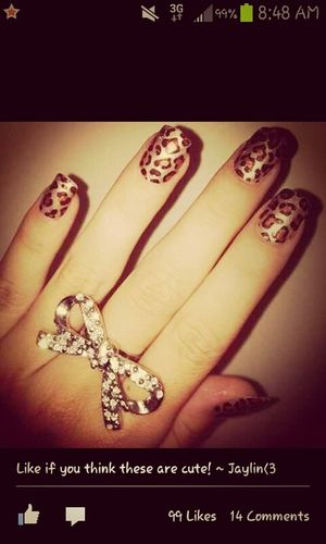 I Want My Nails Like This♥