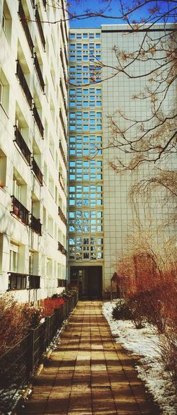 Architecture Fotostrasse Snow Berlin