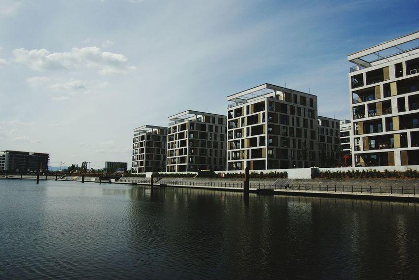 Offenbach Am Main Main Kai Architecture
