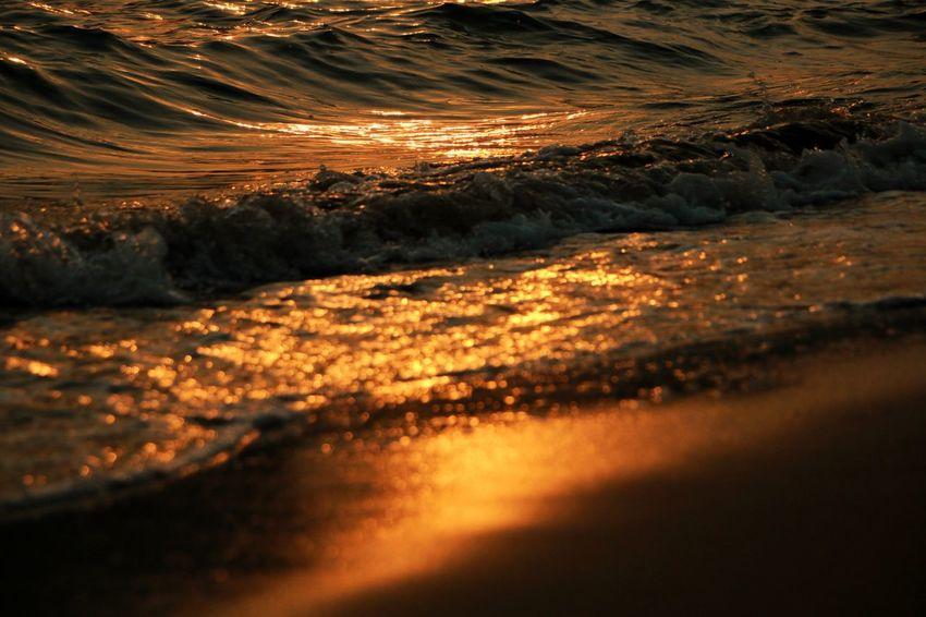 Wave Spindrift