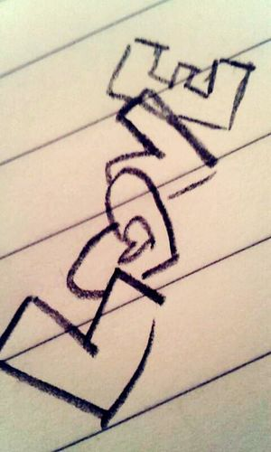 Love Write Heart Happy Two Lovely