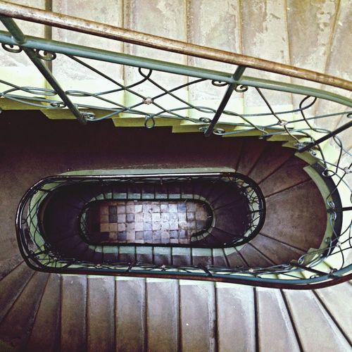 Inside of the Orangerie @ Sans Souci First Eyeem Photo Stairwell Staircase Potsdam Sanssouci