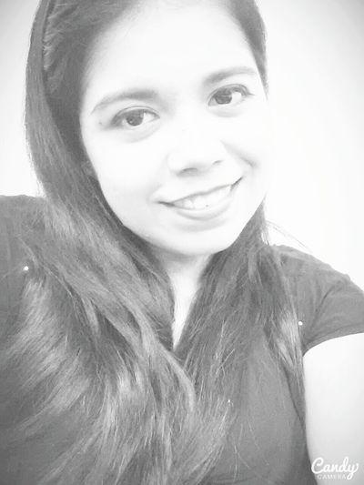 Smile (: Blackandwhite