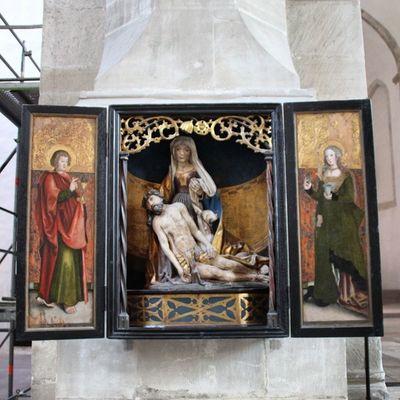 Altar im Merseburgerdom Merseburg Dom schön schloss