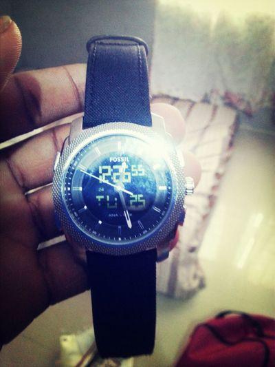 My Time Piece Fossilwatch Fossil