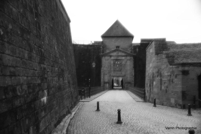 Belfort Château Citadelle De Belfort Fort France Franche-comté Paysage De France Vauban