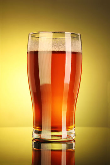 Beer Glass in