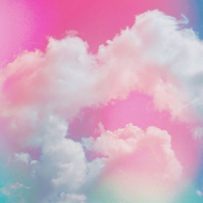 Fading summer memories 💜 Cloud - Sky Beauty In Nature Backgrounds Nature Cloudscape Multi Colored Softness Full Frame Idyllic Tranquility