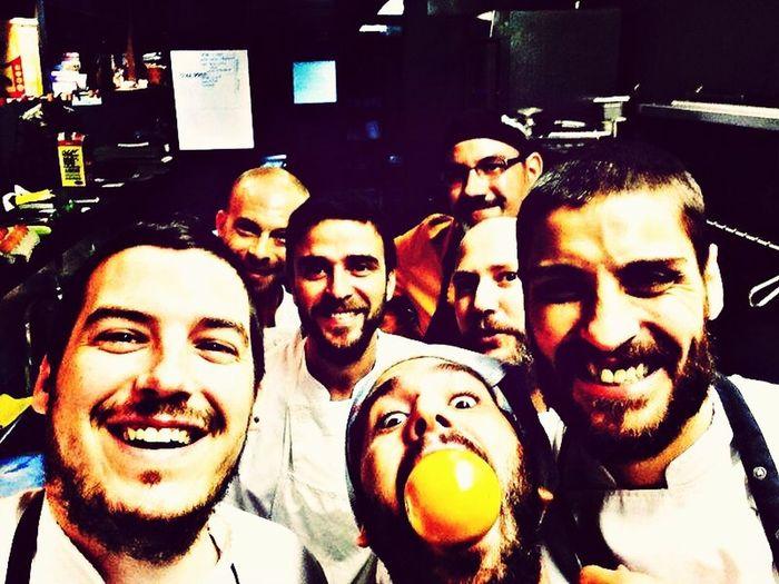 RePicture Team los chefs de el restaurante Alma del Temple Valencia Alma Del Temple