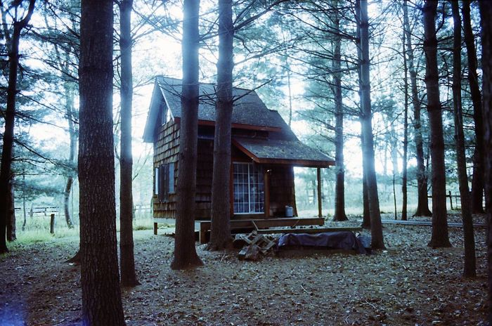 Little cabin in the woods 💕 35mm 35mm Film 35mmfilm Film Film Photography Filmisnotdead Analogue Photography Analogue Analog Analog Photography The Great Outdoors - 2016 EyeEm Awards The Great Outdoors With Adobe Wanderlust Travel Photography No People Travel Nature Buy Film Not Megapixels Film Is Not Dead Kodak Shoot Film Cabin Cabinporn Long Live Film Cabin In The Woods
