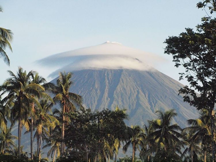 Under Pressure Mayon Volcano Philippines