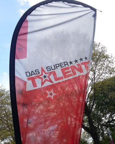 Yesterday in Hamburg Supertalent Casting Hamburg