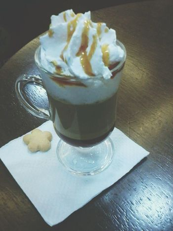 Just it Coffee Feriadão Shopping Delicious Chantilly Caramel Lovely Amazing