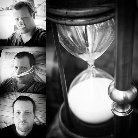 """""""Time is a healer"""", they say, and time itself told me it's true. - MAinLoveWithLightAndShadow Nose Surgery Pain Wounds Time Healer Healing Hourglass Sandglass Black And White Bnw Bnw_collection Bnw_captures Bnw_life Bnw Photography Bnw_maniac Self Portrait Self Selfie Thats Me  Seeing The World Differently Heads Up As Time Goes By How I See Things - 17.05.2017 - #KarlHansenKlinik #BadLippspringe"""