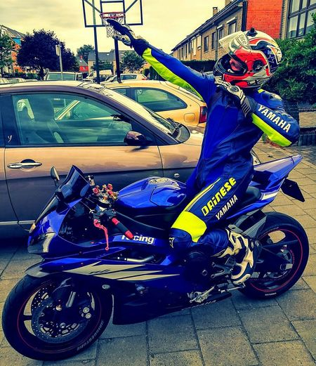 Yamaha Motorcycle R6  Yzfr6 TheDoctor Rossi Alpinestar Dab Nice Racer Race For Life Racebike Fitness Sport Working Out Workout Motorsport Motorcycle Transportation Motorcycles Dainese Belgium. Belgique. Belgie. Belgien. Etc. City Road Motorcycle Racing Lifestyles Helmet Day