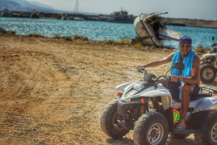 Greece, Crete Homies ✌ Quads Friends Holiday♡