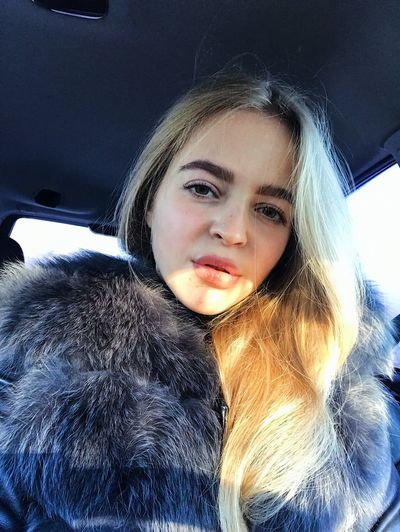 29 декабря. 🤦🏼♀️ я просто. Да. Portrait One Person Lifestyles Real People Leisure Activity Headshot Front View Looking At Camera Women Indoors  Females Car Interior Rain Child Young Adult Casual Clothing Car Motor Vehicle Young Women
