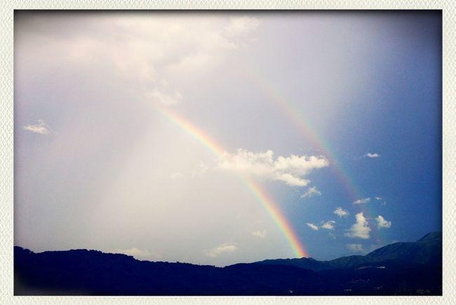 Rainbows First Eyeem Photo Pantone Colors By GIZMON