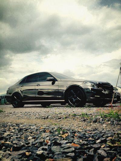 E200 Black chrome.
