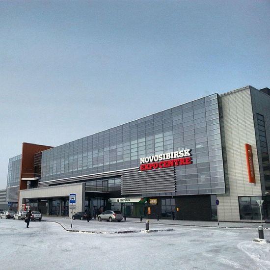 2014 -01, Новосибирск . Экспоцентр / Novosibirsk . Expo centre.