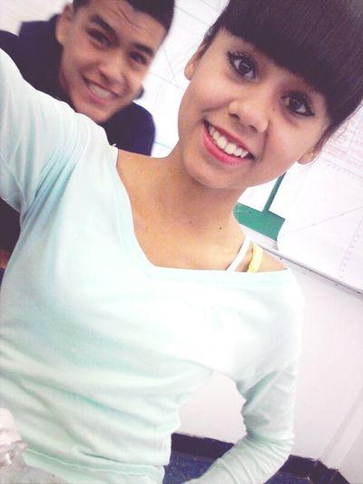 Me And Jonathan:)