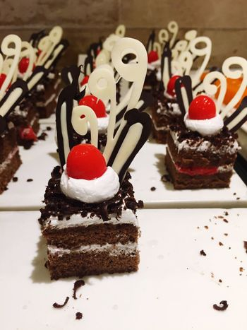 Let's lick some sugar ... Check This Out SugarRush Blackforest Blackfriday Wantsome? Cake Cake♥ Dessert