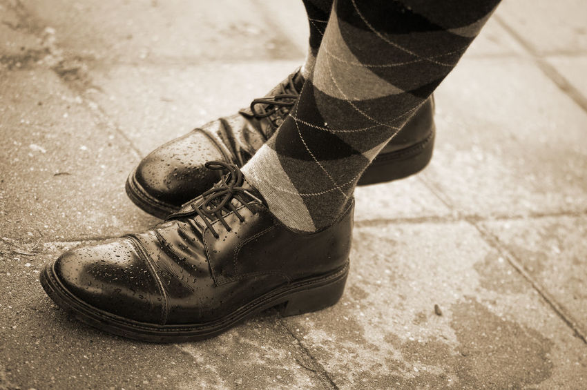 Close-up Day Human Leg Indoors  Low Section Men One Person Pair People Real People Shoe Out Of The Box The Street Photographer - 2017 EyeEm Awards EyeEmNewHere Let's Go. Together. Urban Shick Fashion Stories