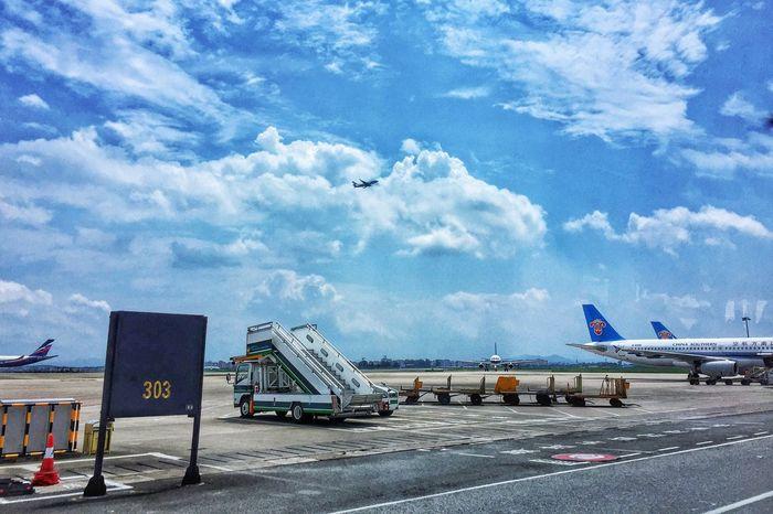 白云机场 Baiyun Airport 广州 Guangzhou