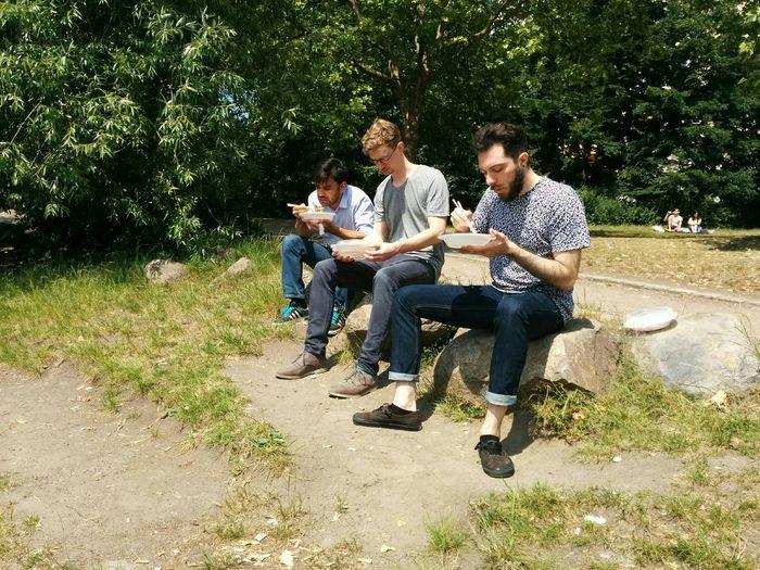 Team EyeEm Landwehrkanal Lunch Enjoying Life Bimbimbab Awesome