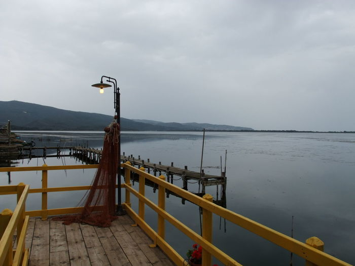 Laguna Di Orbetello Beauty In Nature Cloud - Sky Lagoon Orizzonte Scenics Silenzio Tranquility Tranquillità Water