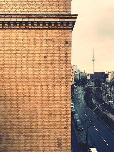 Walls of Berli Streetphotography Street Schönhauser Allee Alex Alexanderplatz Berlin Wall Architecture Built Structure Building Exterior Nature Sky No People Day Building City