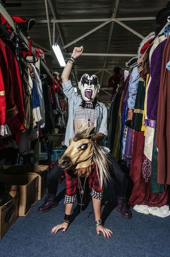 Horse Kiss Girls Costume Shop Pretoria Enjoying Life Marius Bester Photography Taking Photos Of Hipsters Hipstergirl