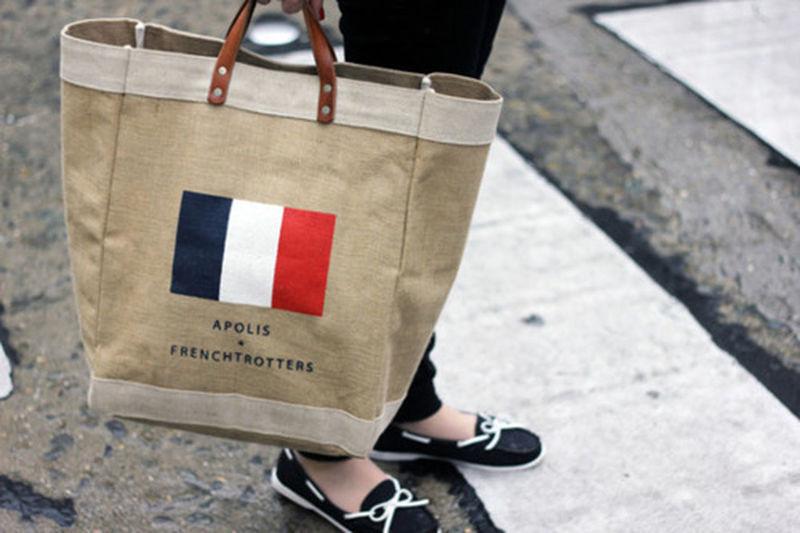 France Flag Love J'aim