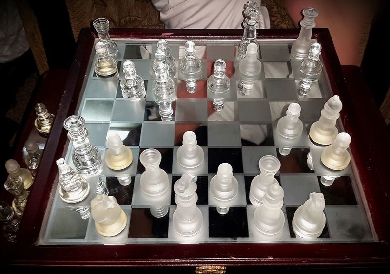 Chess Take Photos Smart Classic Elegance check mate! ^_^