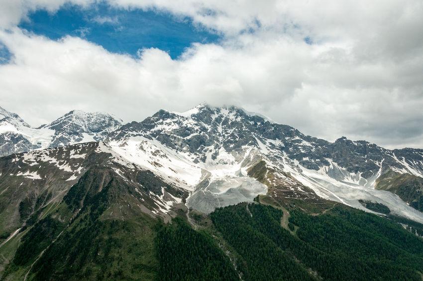 Südtirol Alpen Ortler Mountains Travel Destinations Snow Sky Scenics Outdoors No People Nature Mountain Range Mountain Peak Landscape Hiking Day