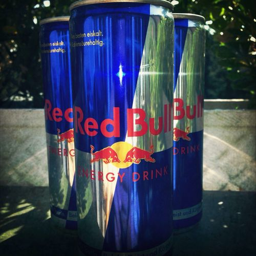 RedBull Enjoying Life Check This Out Relaxing