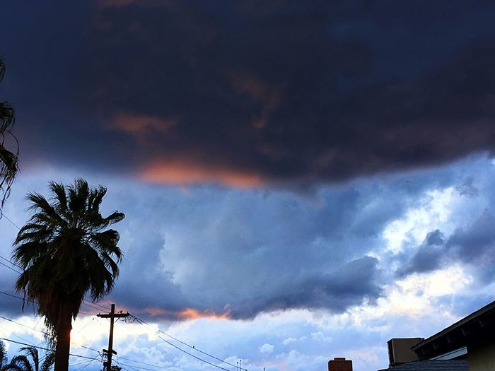stormy skies Cloud - Sky Sky Dramatic Sky Beauty In Nature No People Nature Low Angle View