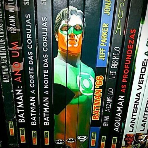 Agora a minha coleção ficou mais bonita com a ilustração do titio ross😍😍😍 DC Dccomimics Eaglemoss Alexross Comics Insahq Hq Greenlantern Lanternaverde Halljordan
