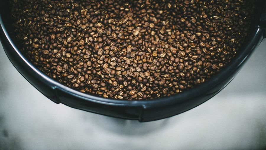 Freshly roasted coffee Food And Drink Coffee Coffee Time Coffee Bean