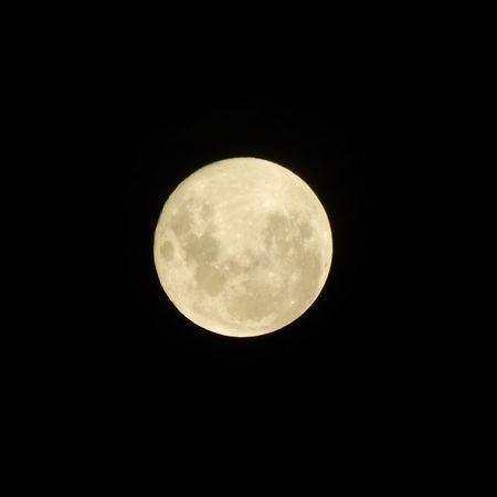 Moon Night Full Moon Sky Go Higher