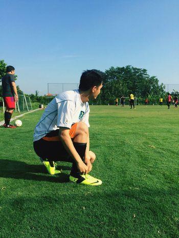 First Eyeem Photo Soccer Bigreds My Hobby