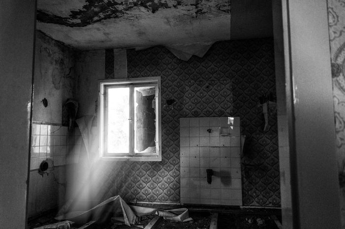 Decay G House Houses Light Lost Place Old Riotte Rotten Verfall