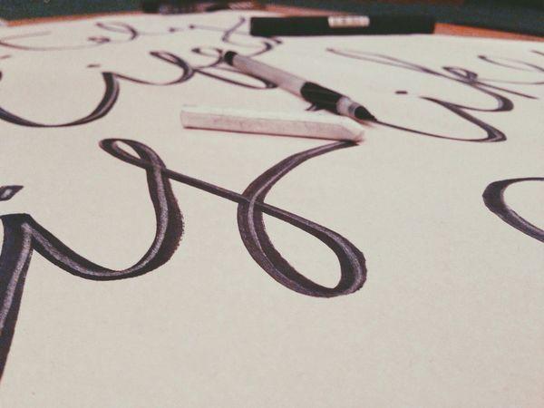 Typography Enjoying Life Near And Far